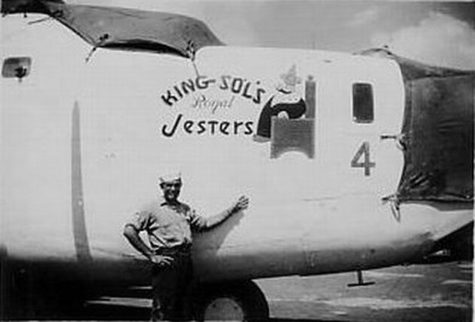 Named14 [Johnny Boy to King Thor) - EVERYTHING B-24